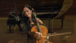 Debussy: Cello Sonata | Hannah Collins, cello & Ellen Sommer, piano