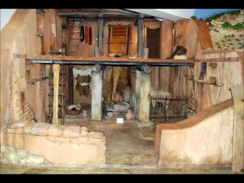Ancient Canaanite/Israelite Houses