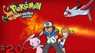 Pokemon FireRed - Deel 20 ''WIJ hebben een PUNTHOOFD!''