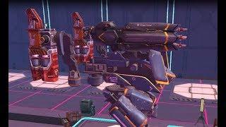 War Robots [4.0] Test Server -  2 NEW Robots Bulwark and Falcon