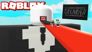 ESCAPE SLENDERMAN IN ROBLOX