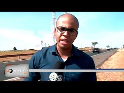 Birigui: motociclista morre após acidente em rodovia