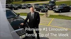 Limousine Renting Tip - Gratuity