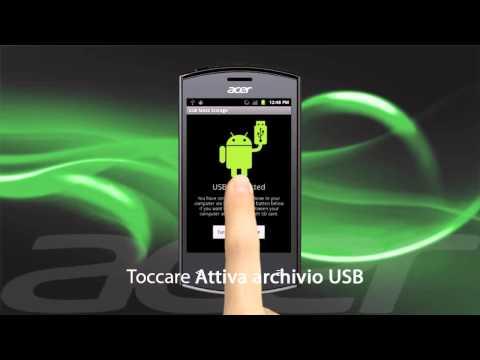 Trasferire foto e video da uno smartphone Android ad un computer