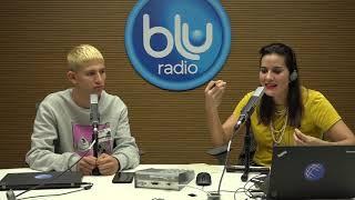 El instagramer La Liendra habla en Mesa BLU - Blu Radio