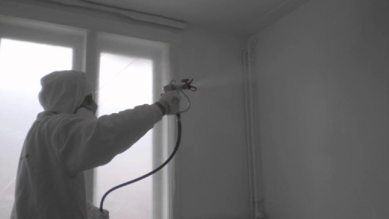 Top Latex verf spuiten voor u wanden en plafonds? Prijzen willen weten? RS93