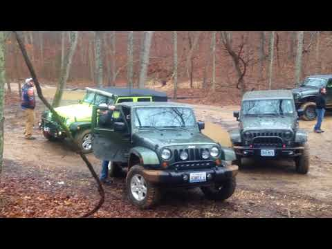 Midwest Jeepthing - Jeep101