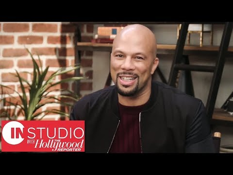 In Studio With Common: Winning an Emmy, Going for an EGOT, 'Marshall,' & More! | THR