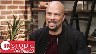 In Studio With Common: Winning an Emmy, Going for an EGOT,