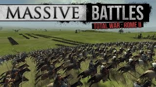 The Steppe Hordes (Massive Battles)