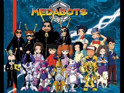 Medabots Theme (Chipmunk Version)
