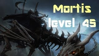Drakensang Online : Mortis level 45
