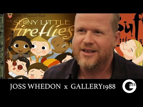 Joss Whedon, Jo3Bot, and Gallery 1988