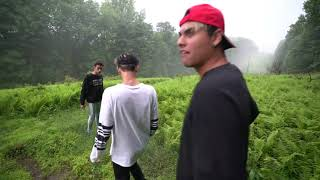 Dobre Brothers! We found a haunted witch house
