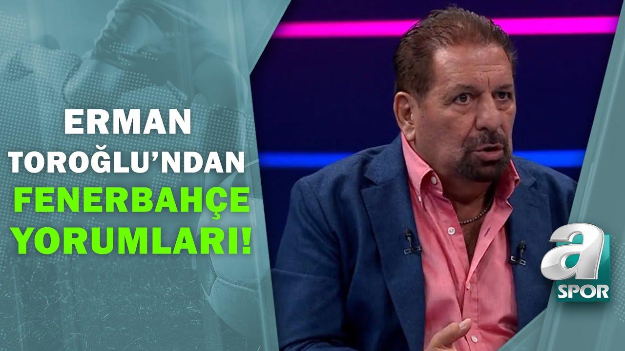 Takım Oyunu 27 Nisan 2019 | Erman Toroğlu Fenerbahçe 1-1 Trabzonspor Yorumları