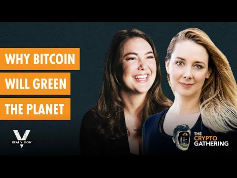 Why Bitcoin Will Green The Planet
