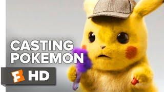 Pokémon Detective Pikachu (2019) | 'Casting Detective Pikachu' | Movieclips Trailers