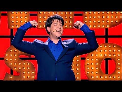 Michael McIntyre on England Vs Germany - Michael McIntyre's Comedy Roadshow - BBC Comedy Greats