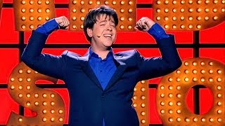 Michael McIntyre on England Vs Germany - Michael McIntyre's Comedy Roadshow - BBC Comedy Greats