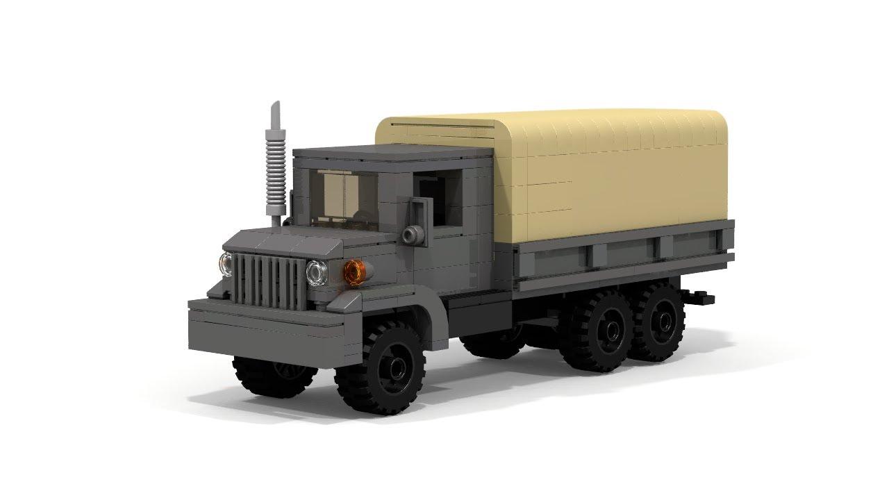 lego city cargo truck instructions