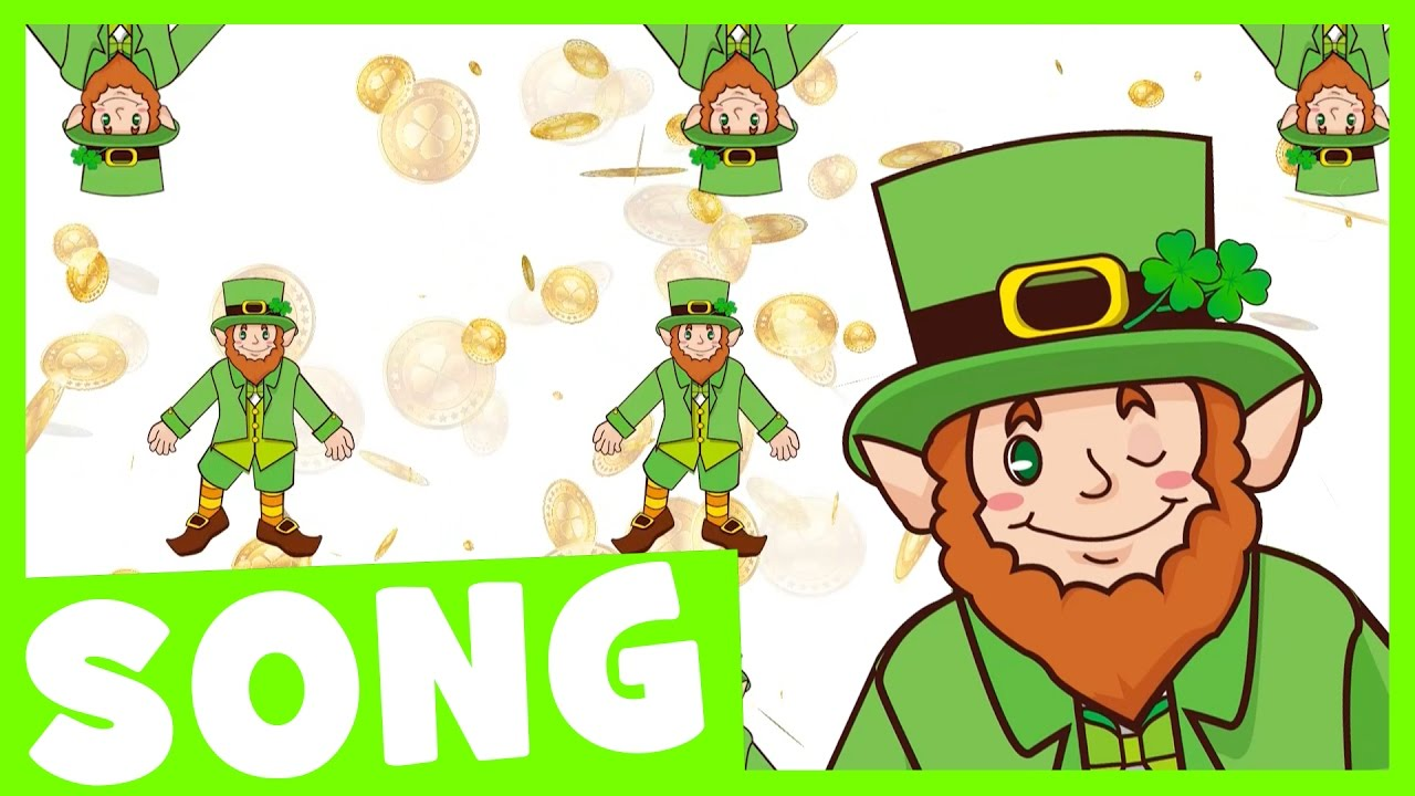 Uncategorized Dancing Leprechauns ten little leprechauns st patricks day song for kids youtube kids