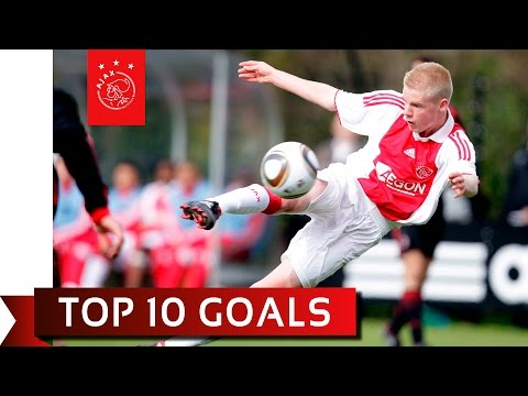 TOP 10 GOALS - ABN AMRO Future Cup
