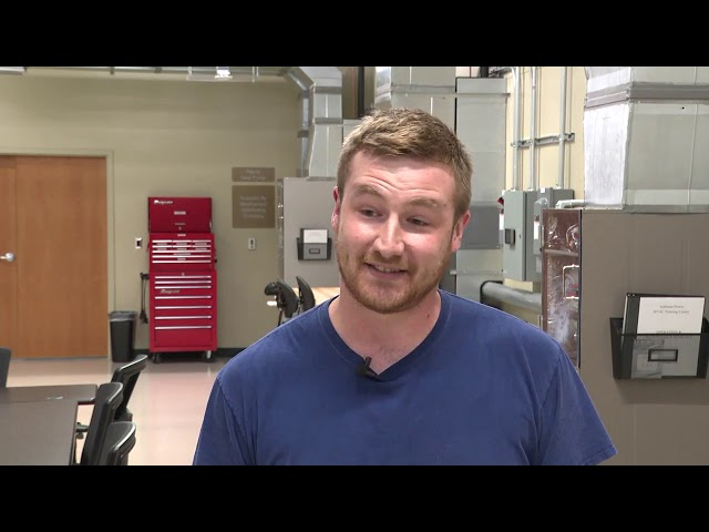 Alabama Power and Bevill State help HVAC industry demands with boot camp  WBMA 1