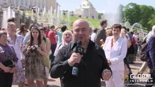 Global InterGold testimonianze: Stefano Secci, San Pietroburgo 2015