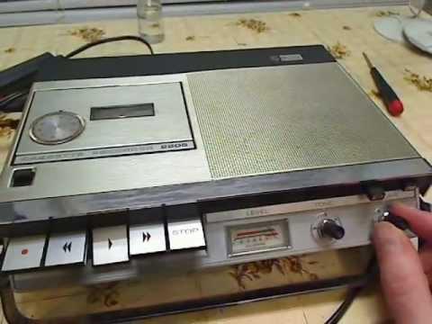 The Philips N2205 Cassette 1970