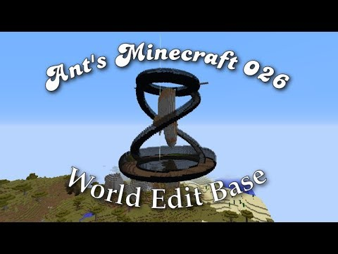 Ants 026 World Edit Base