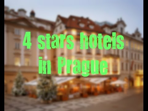 Top 10 best 4 stars hotels in Prague, Czech Republic sorted by Rating Guests