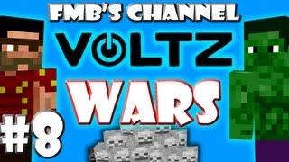 Voltz Wars #8 Taking It On The Chin