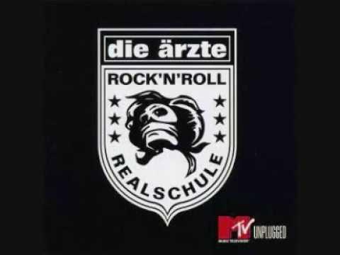 Monsterparty-Rock'n'Roll Realschule