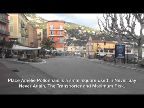Villefranche-sur-Mer James Bond's French Home - Côte d'Azur Film Traveller Episode 6
