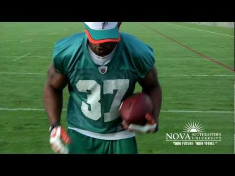 Miami Dolphins Youth Tip: Yeremiah Bell