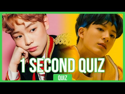 1 Second KPOP Quiz (No.6)