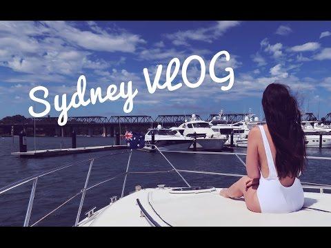 Sydney Roadtrip + NYE Fireworks