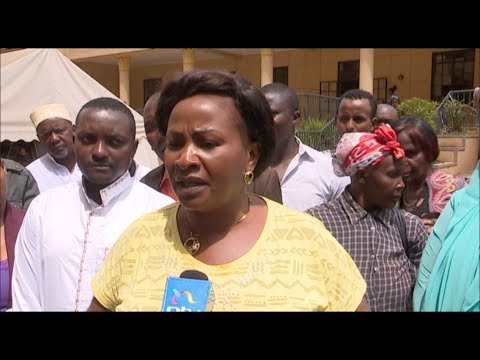 Keep calm, i will be in the ballot come August - Wavinya Ndeti