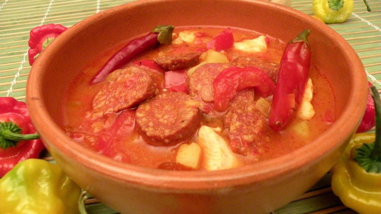 Ostra Zupa Gulaszowa Video Kuchniapl