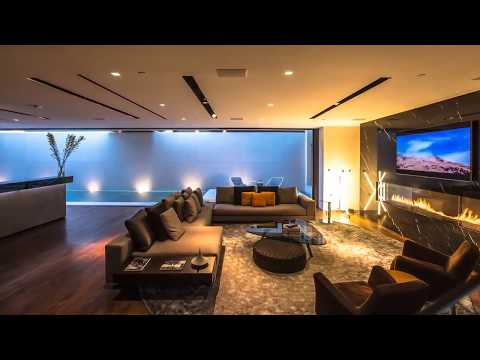 Millionare Vision   Modern Villa   1442 Tanager Way Los Angeles CA