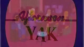 Afternoon YAK - Les Simpsons (français)