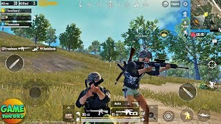PUBG MOBILE Mobile Shooter Game Online Walkthrough #5 Android Gameplay FHD