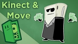 Kinect and Move - Can Motion Control Ever Succeed? - Extra Credits