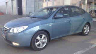 Hyundai Elantra с пробегом 2008 Автомобили с пробегом ТТС Уфа смотреть