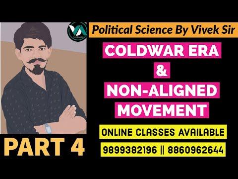 Cold War Era || Part 4 || NCERT || Political Science