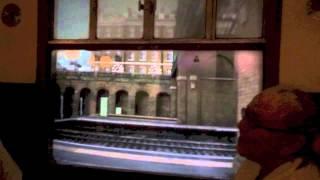 POV London to Hogsmeade on the Hogwarts Express
