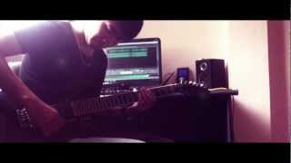 dear mozart guitar cover with focusrite 2i2