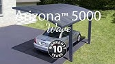 Palram Canopia Vitoria 5000 Carport De Youtube