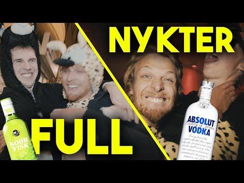 BYGGA TÄLT PÅ FYLLAN (Varning alkohol 18+)