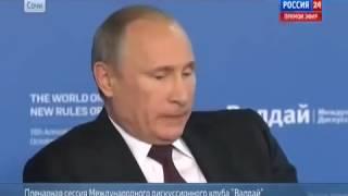 Путин угрожает Америке войной!